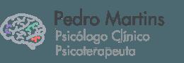 Pedro Martins - Psicólogo Clínico Psicoterapeuta