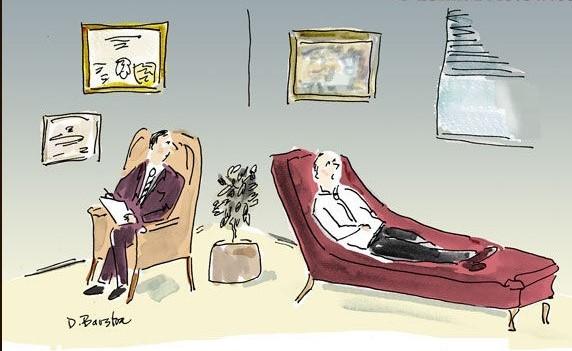 psicólogo clínico psicoterapeuta