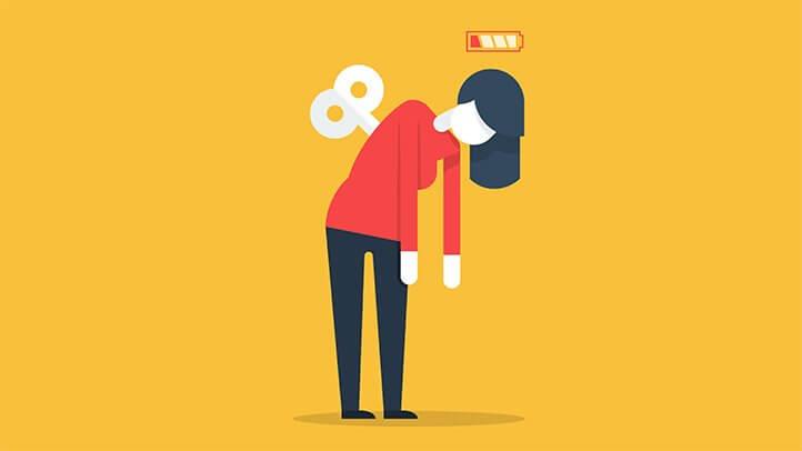 Por que a Depressão nos deixa tão cansados? Pedro Martins Psicoterapeuta