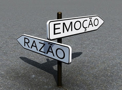 Comprrender as coisas de forma racional versus emocional. Pedro Martins Psicólogo Clínico